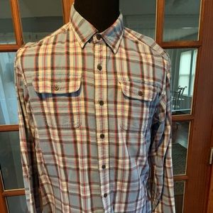 L.L. Bean Cotton Flannel Shirt